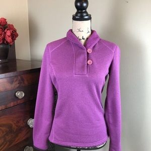 The North Face Crescent Ridge Fleece Sweater S
